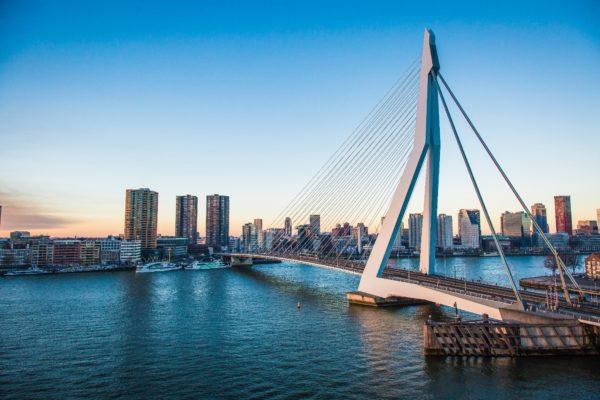 Rotterdam - Erasmusbrug