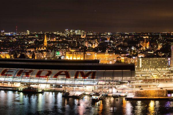 Panorama - Amsterdam Centraal